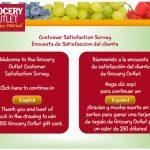survey.groceryoutlet.com - grocery outlet customer satisfaction survey