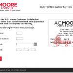 www.acmoorecares.com - a.c. moore customer satisfaction survey