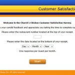 www.churchslistens.com - church's chicken guest satisfaction survey
