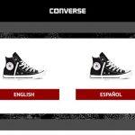www.myconversevisit.com - converse consumer feedback survey