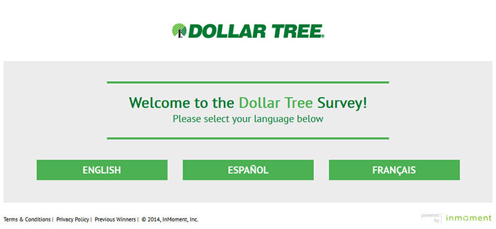 www.dollartreefeedback.com - dollar tree customer satisfaction survey