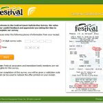 www.myfestivalvisit.com - festival guest satisfaction survey