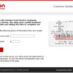 gordon food service customer satisfaction survey - www.gfsstore.com/survey
