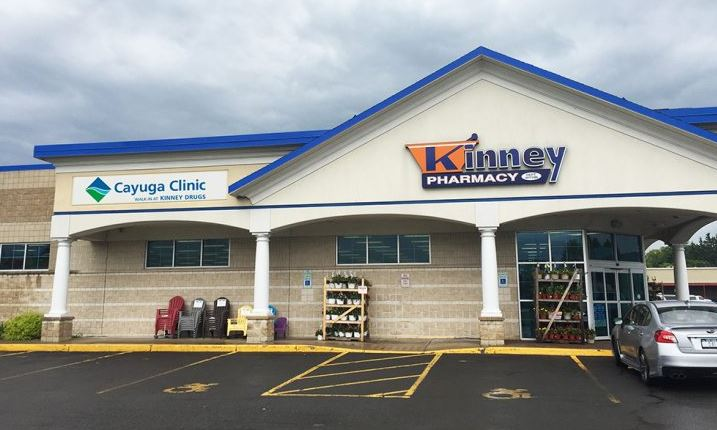 www.kinneykares.com - kinney drugs customer experience survey