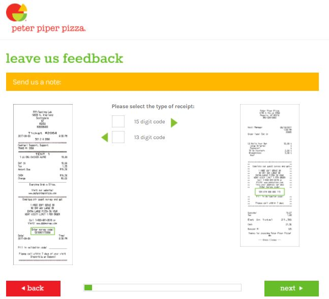 www.pppsurvey.com – Peter Piper Pizza Survey(Free Coupon)