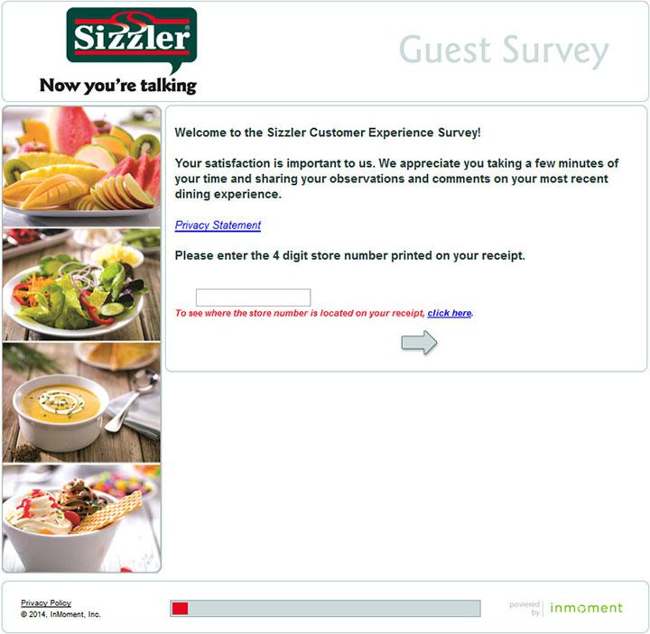 www.Sizzleraustraliasurvey.com,Sizzler Australia Customer Experience Survey