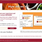 www.tobycarvery-survey.co.uk - toby carvery guest satisfaction survey