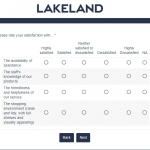 www.lakeland.co.uk/survey - lakeland survey