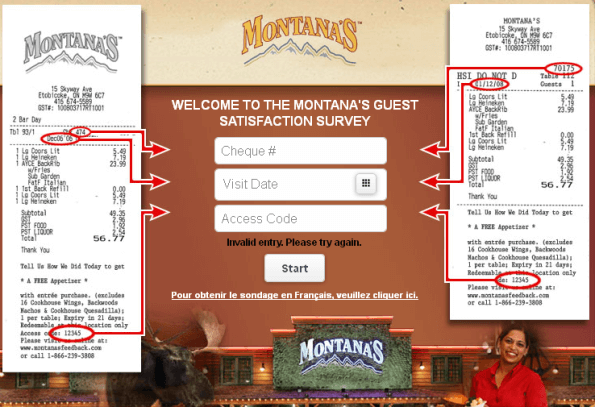 www.montanasfeedback.com - montana's guest satisfaction survey