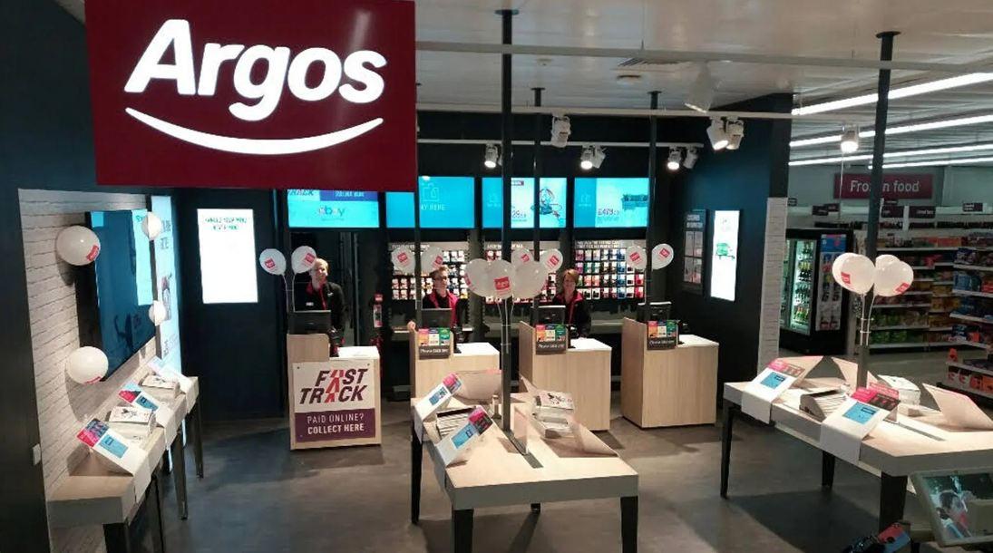 www.Argos.co.uk/storefeedback - Take Argos Survey to Win a £500 Argos Gift Card!