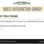 Tellcarrabbas.com | tellcarrabbas survey