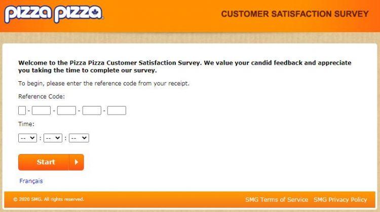 www.Pizzapizzasurvey.ca - Take Pizza Pizza Survey