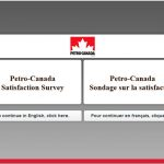 www.Petro-Canada.ca/hero - Take Petro-Canada Survey to Win CDN $2,475!